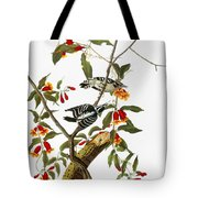 Audubon: Woodpecker, 1827 Tote Bag