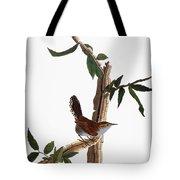 Audubon: Wren, (1827-38) Tote Bag by Granger