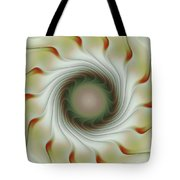 Auger Wheel Spin Tote Bag