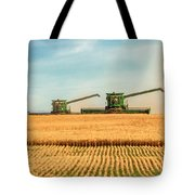 Augers Out Tote Bag