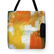 August- Abstract Art By Linda Woods. Tote Bag