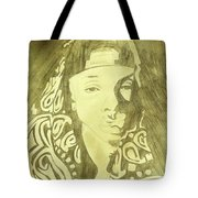 August Alsina Tote Bag
