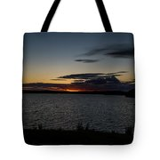 August Awe   Tote Bag
