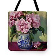 August Blossoms Tote Bag