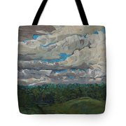 August Convection Tote Bag