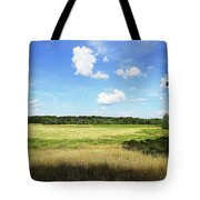 August Noon Tote Bag