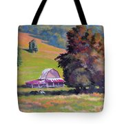 August Pastures Tote Bag