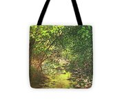 August Shade Tote Bag