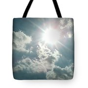 August Sun Tote Bag
