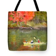 Augusta Canal Number Two Tote Bag