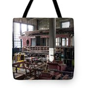 Augusta Car Rehab Tote Bag