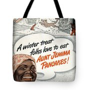 Aunt Jemima Ad, 1948 Tote Bag by Granger