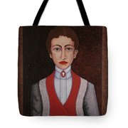 Aurelia De Sousa - The Narrative Of The Silent House Tote Bag