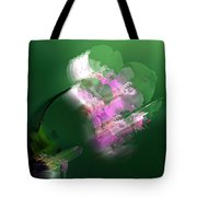 Auric Light Tote Bag
