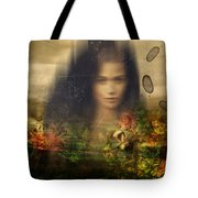 Aurora Tote Bag by Andre Pillay