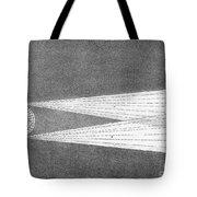 Aurora Borealis Explanation, 19th Tote Bag