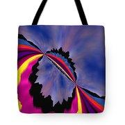 Aurora Borealis Tote Bag