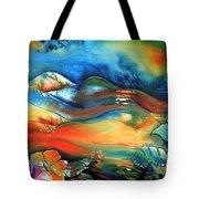 Aurora By Reina Cottier Tote Bag