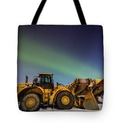 Aurora Machines Tote Bag