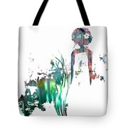 Aurora Mist Tote Bag