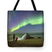Aurora Photographers Tote Bag