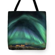 Aurora Umbrella Tote Bag