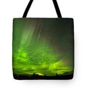 Aurora Wave Tote Bag