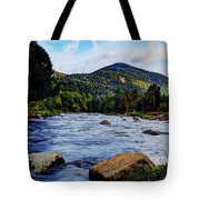 Ausable And Whiteface Tote Bag