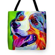Aussie Tote Bag by Alicia VanNoy Call