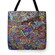 Aussie Culture Tote Bag