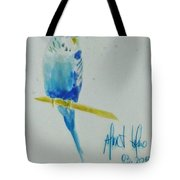 Austalian Parrot Tote Bag