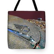 Austin A40 Somerset Flying A Tote Bag