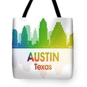 Austin Tx Tote Bag
