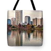Austin Wide Shot Tote Bag