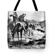 Australia: Cowboys, 1864 Tote Bag