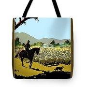 Australia, Shepherd Tote Bag