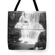 Australia: Waterfall Tote Bag
