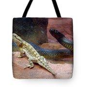 Australia - The Taipan Snake Tote Bag