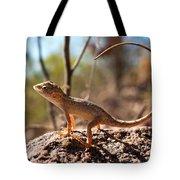 Australian Dragon Tote Bag