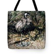 Australian Emu Tote Bag