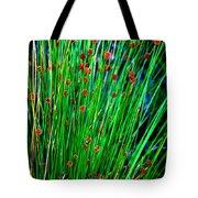 Australian Native Grass Tote Bag