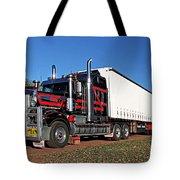 Australian Roadtrain Tote Bag