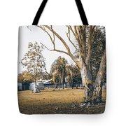 Australian Rural Countryside Landscape Tote Bag
