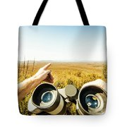 Australian Safari Tote Bag