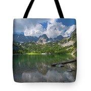 Austria Seebensee Tote Bag