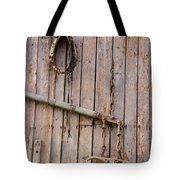 Austrian Barn Door Tote Bag