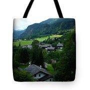 Austrian Landscape Tote Bag