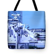 Austrian Sculpture Tote Bag