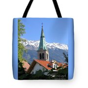 Austrian Valley Tote Bag