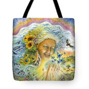 Great Mother Tote Bag